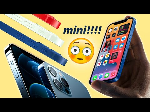 iPhone 12 and iPhone 12 Pro Max - WHOA.. Everything You Need to Know!