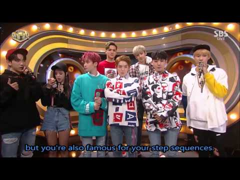 [ENG] D9 JINJIDO MC/ Teen Top Interview /Day6 Wee Woo
