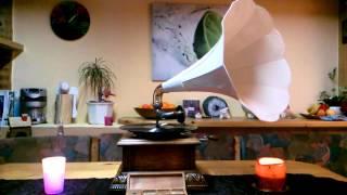 Kaiser Walzer 1 Teil - Marek Weber -Joh. Strauß - Grammophon 78 Rpm