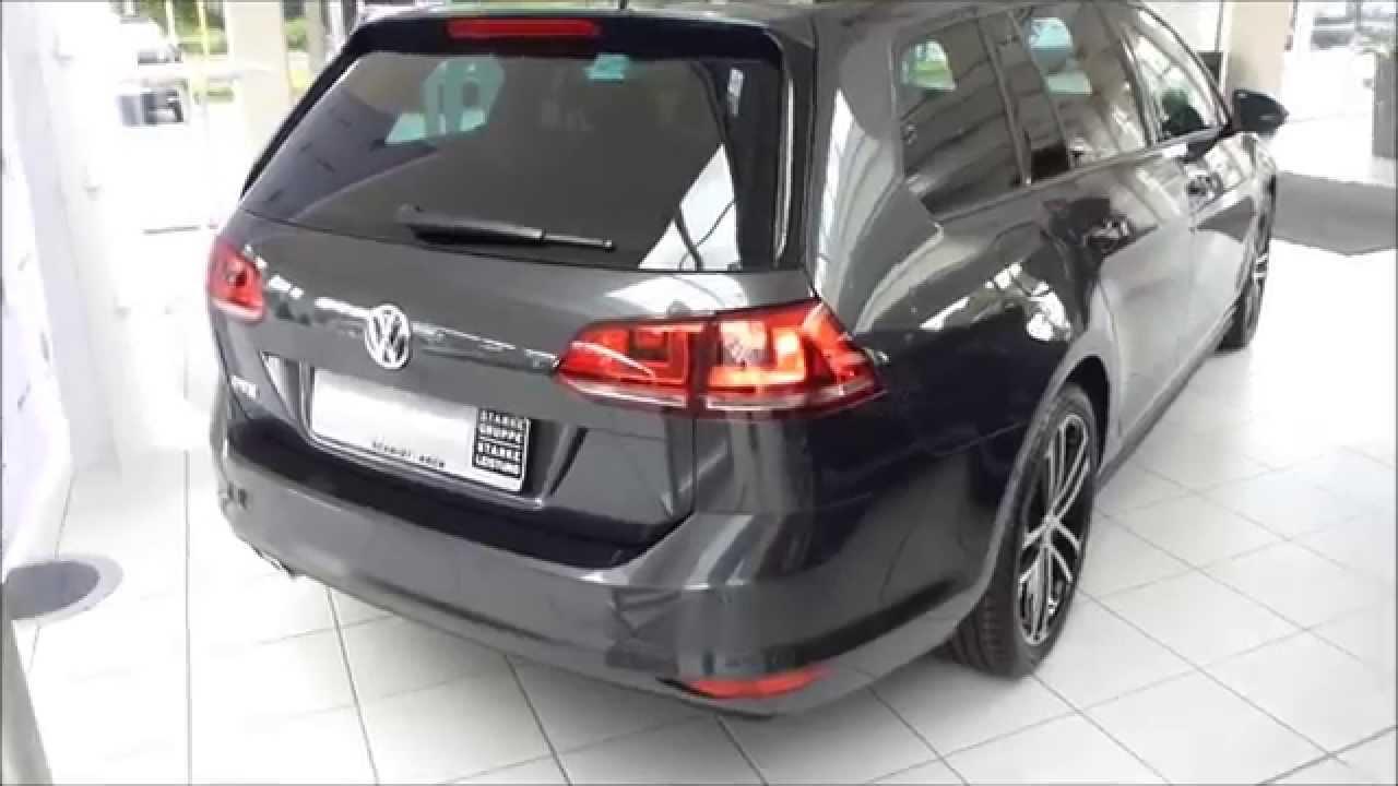 2015 vw golf gtd variant exterior interior 2 0 184 hp for Interior golf variant