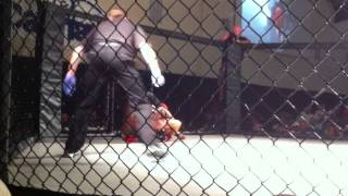 Grady Sue Hurley vs Damien Melton 8/2/14