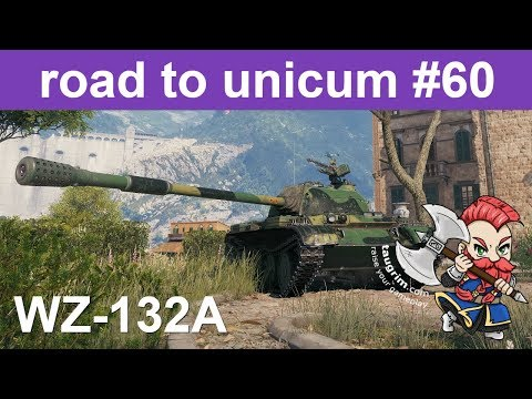 WZ-132A Unicum Review/Guide, How to Play Fjords and Malinovka in 1.0