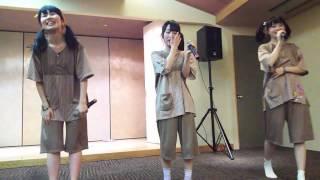 北海道の芸能事務所「ライブプロ」所属の『フルーティー❤』 小原優花、手...