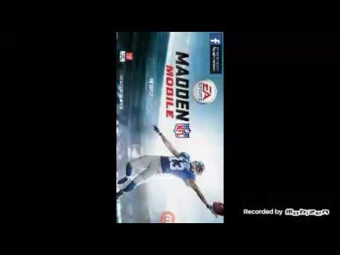 Madden Mobile Gameplay - Android #1