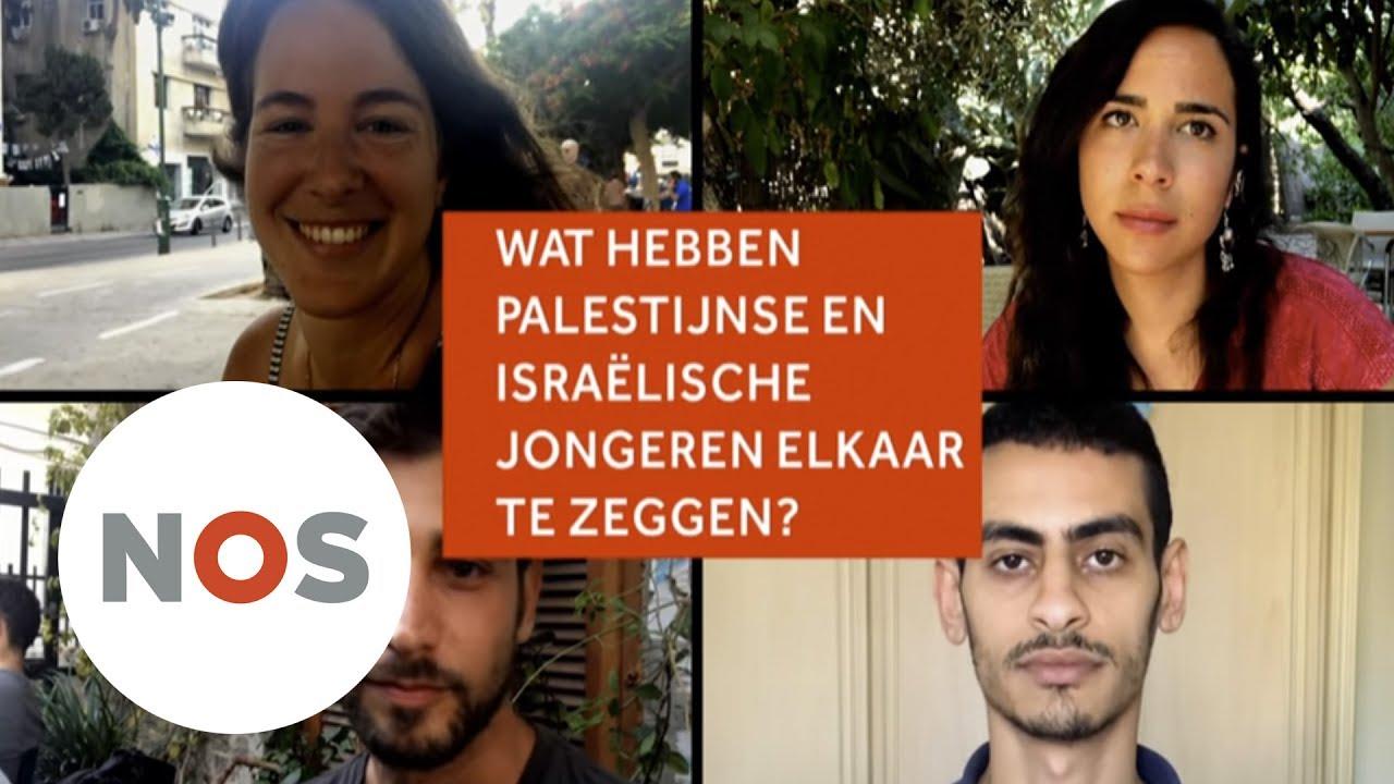 Download ZESDAAGSE OORLOG: Wat willen Palestijnse en Israëlische jongeren elkaar zeggen?