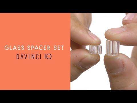DaVinci IQ Accessories - Glass Spacer Set