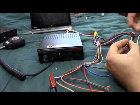 [FPWZ_2684]  Federal Signal PA300 Wiring Tutorial - YouTube | Federal Pa300 Siren Wiring Diagram |  | YouTube