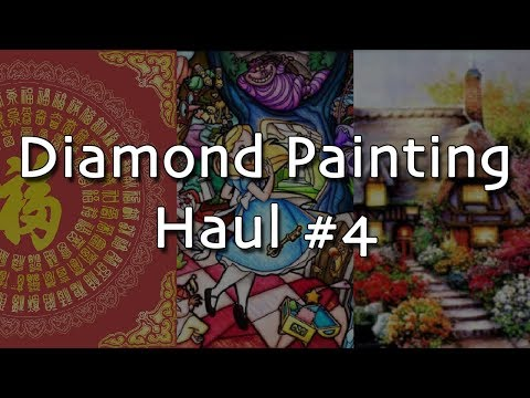 Diamond Painting Haul #4