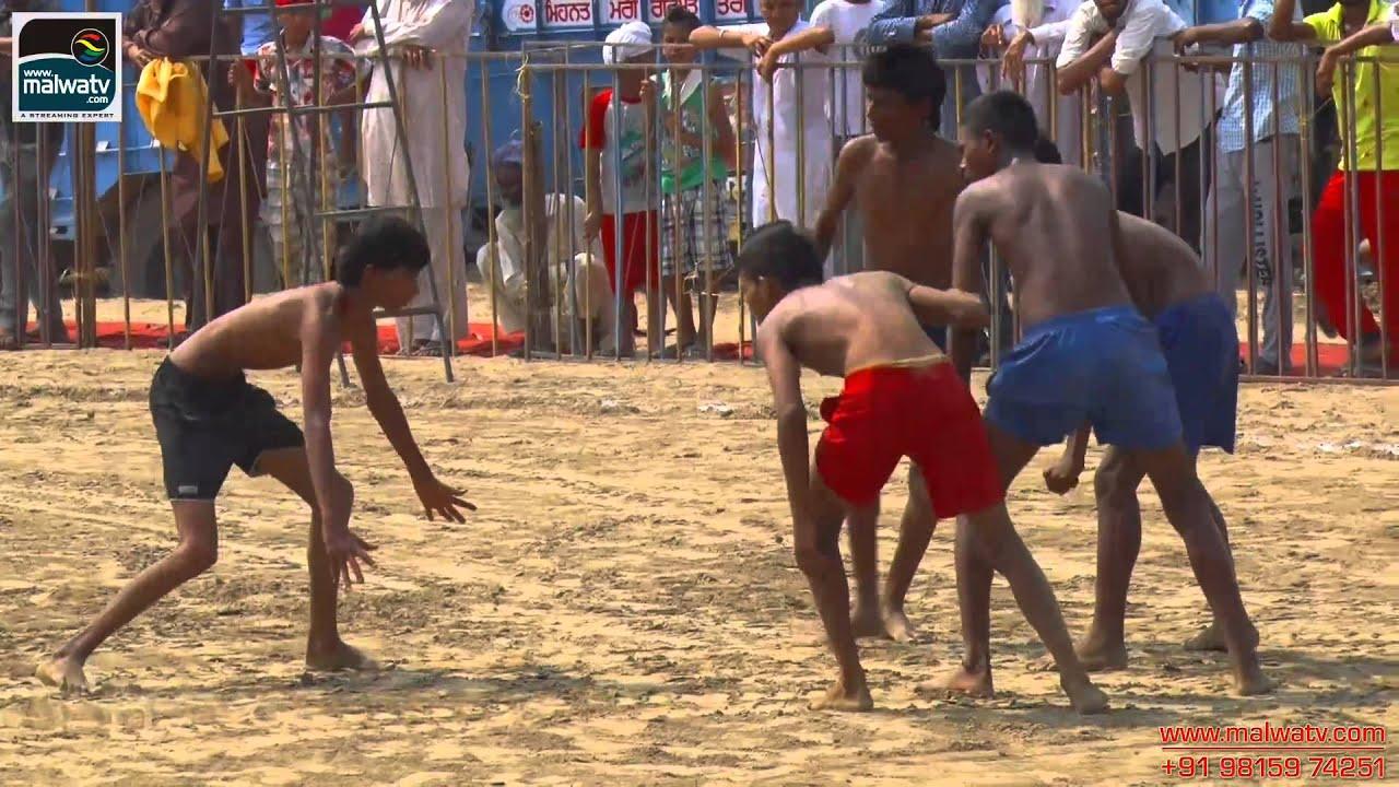 KAUNKE KALAN (Jagraon) 9th Baba Rodu Kabaddi Cup || Oct-2014 || HD || Part 1st..