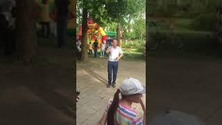 Парк Барановичи караоке на паветры#4