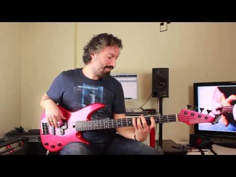 Umut Yenilmez - Bas Gitar Dersi 19 (Bas Rifleri)