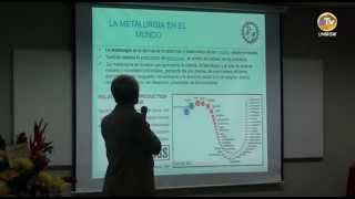 42 ANIVERSARIO DE LA EAP DE INGENIERÍA METALÚRGICA