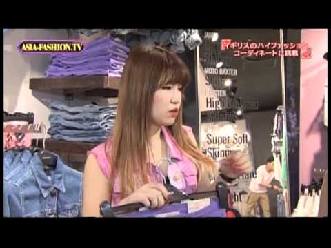 「ASIA-FASHION.TV」 #1  2012/07/01 OA
