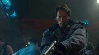 Фрагмент из фильма Терминатор / Terminator (Сцена в баре)