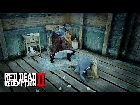 La extraña muerte de una familia en Red Dead Redemption 2 - Jeshua Games thumbnail