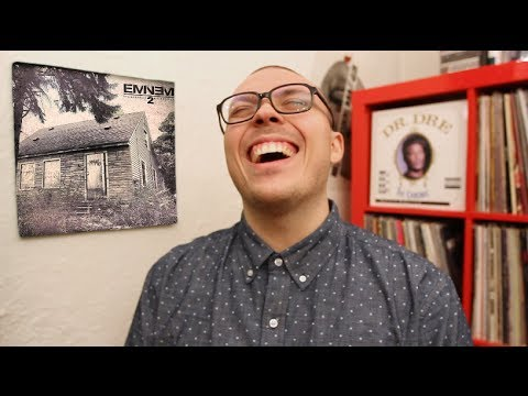 Eminem  The Marshall Mathers LP 2 ALBUM REVIEW