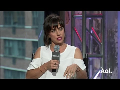 Constance Zimmer on
