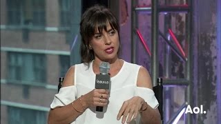 "Constance Zimmer on ""UnREAL"""