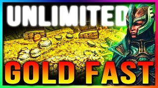 Skyrim Special Edition UNLIMITED GOLD Glitch (TOP 5 Secret Hidden Merchant Chest Glitch Locations)