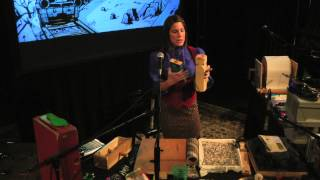 Behind the Scenes With Foley Artist Cami Alys