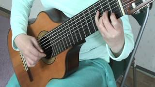 Long Long Ago, 20th Century をクラシックギターで弾いてみた。