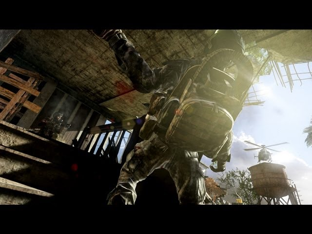 Activision Sets Sights On Women With Call Of Duty Ghosts Variety