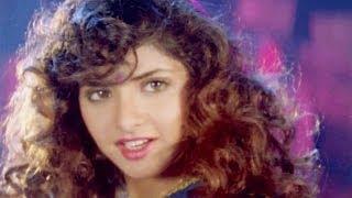 Assa Dil Tere Kadman Wich Rakhya, Asha Bhosle, Divya Bharti, Balwaan Romantic Song
