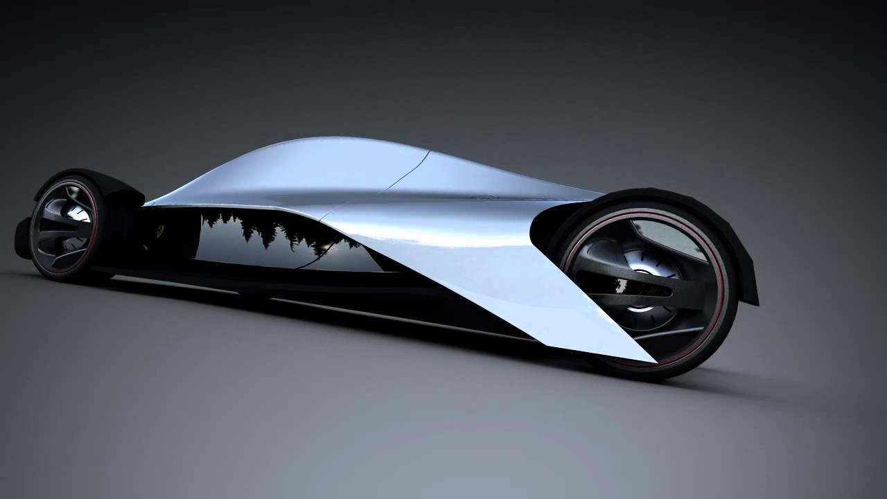 Design car contest - Ineo Ied Torino For Ferrari World Design Contest 2011