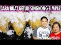 - CARA MEMBUAT GETUK SINGKONG SIMPLE ALA ENNY TANGERANG!!!