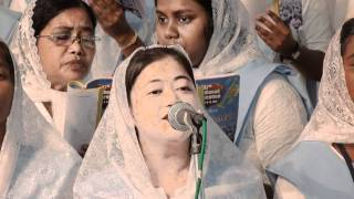 Kumbanad Convention 2011 choir Hindi worship song