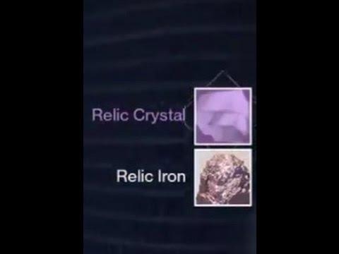Destiny Relic Crystal Farm