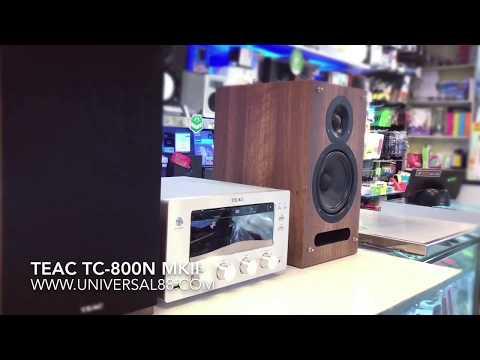TEAC TC-800N MKII @universal88.com