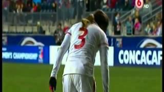 Tanda de Penales: Costa Rica 3 - Trinidad y Tobago 0