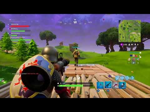 HOW TO ROCKET RIDE EVERYTIME! GUARANTEED FIRST TRY! (Fortnite Battle Royale)