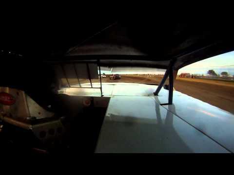 Miller Speedway Wissota Street Stock Heat Race, Miller SD Dustan Davis