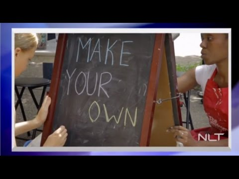 Art Builds Community: Creative projects and events for creative people TRAILER IP310