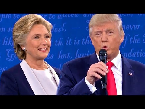 Donald Trump's MELTDOWN: 2nd Debate Highlights