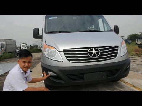 ✅Xem thực tế xe du lịch JAC 16 chỗ JAC Sunray 2019/Lợi kinh tế/Bảo hành 4 năm/0357 336 326 em Sơn