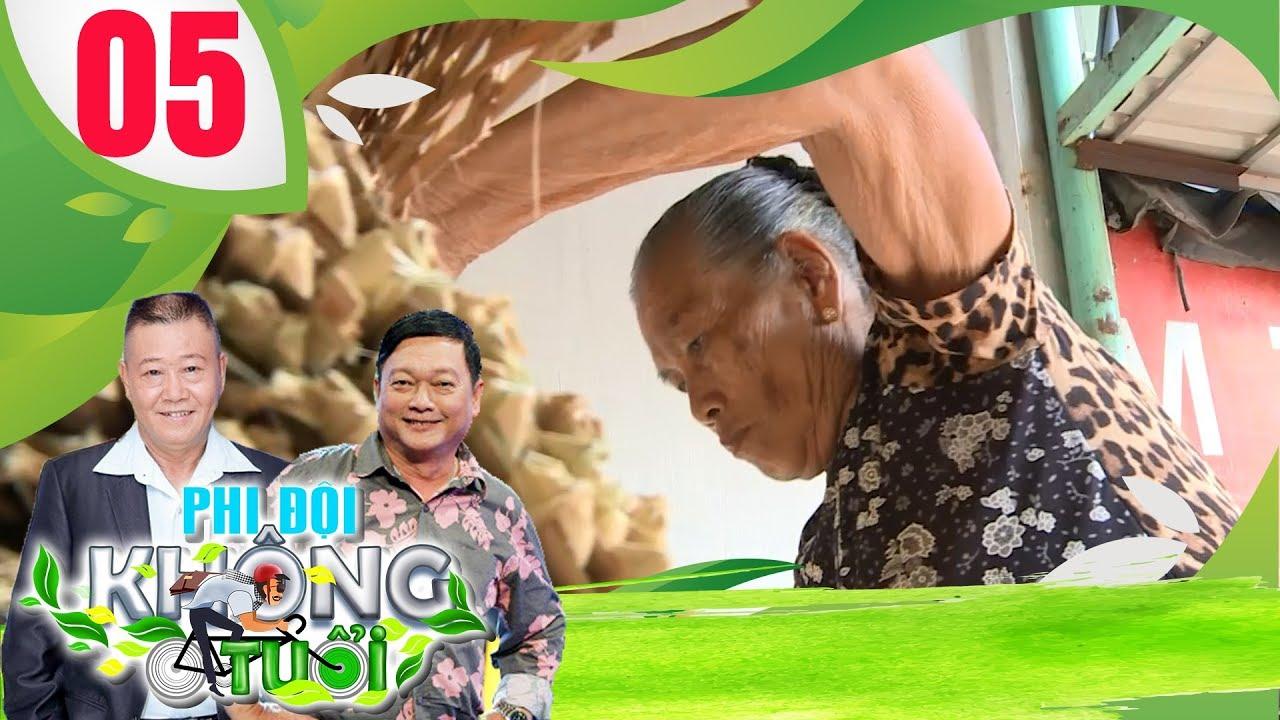 PHI ĐỘI KHÔNG TUỔI | TẬP 5 | Mai Dũng trổ tài kho cá bằng tiêu lốp - Kỹ thuật trồng-chăm sóc hoa lan