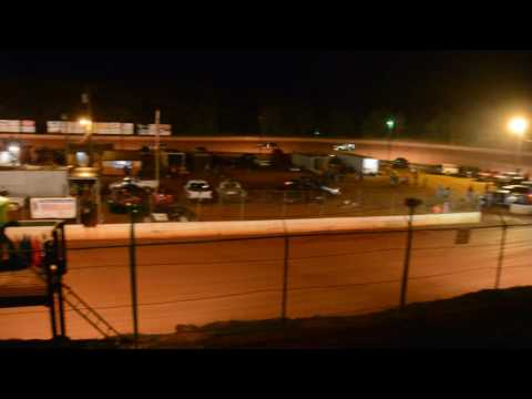 limited latemodel finish ..laurens speedway 6/4/16