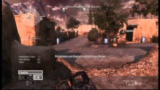 Operation Flashpoint Red River multiplayer gameplay german Teil 2