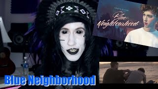 Goth Reacts to Troye Sivan Blue Neighborhood Trilogy Part 2/3