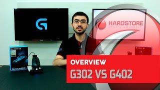 LOGITECH - G302 & G402 - Overview