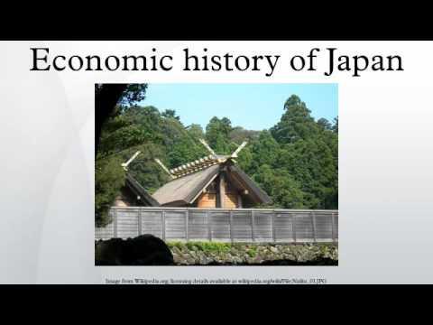 Economic history of Japan