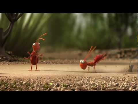 Stronger When We Work Together: Ants