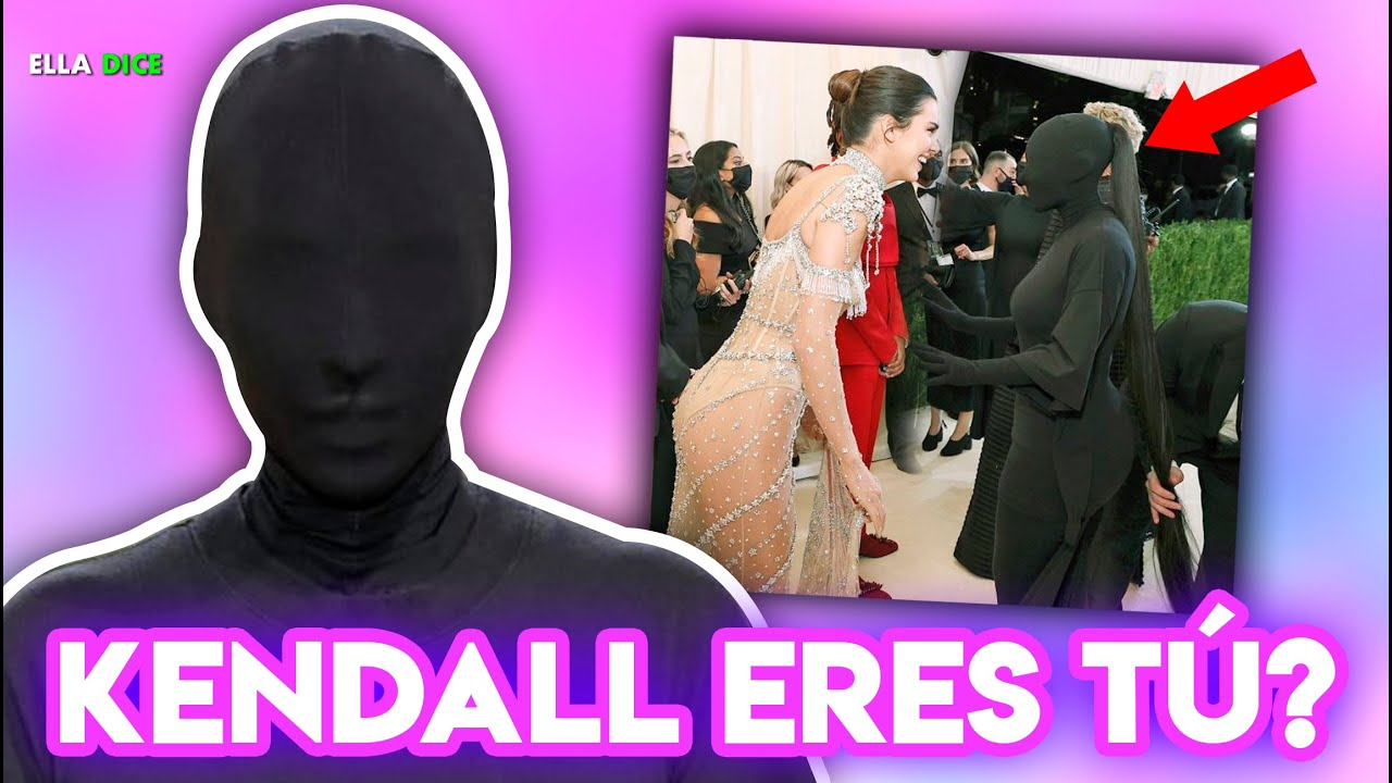 "KIM KARDASHIAN revela ""LA VERDAD"" detrás de su ARRIESGADO LOOK en la MET GALA"