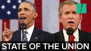A Brief History Of The State Of The Union