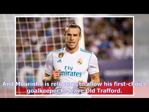 Real madrid ask jose mourinho to sell key man utd star in gareth bale deal | Sport news 2018