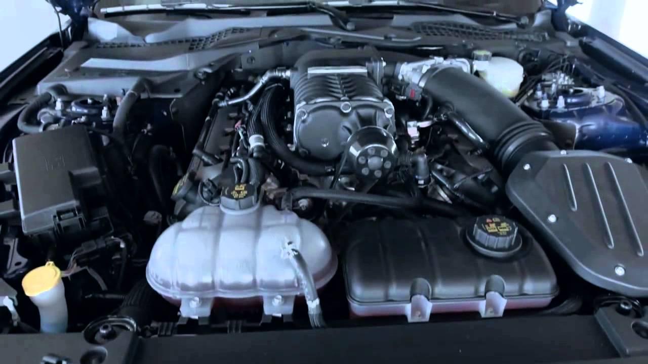 Vídeo Descriptivo Del Ford Mustang Neiman Marcus