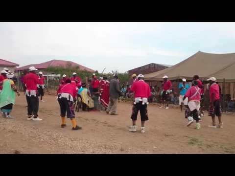 The BaPedi Traditional Dance